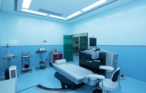 Sala de procedimientos Láser
