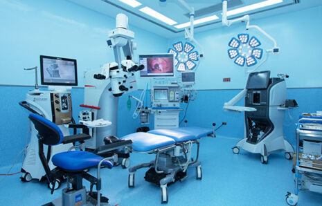 Instalaciones- Sala de procedimientos quirúrgicos