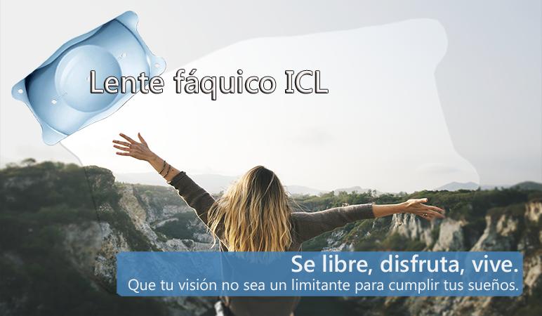 Lentes fáquicos ICL